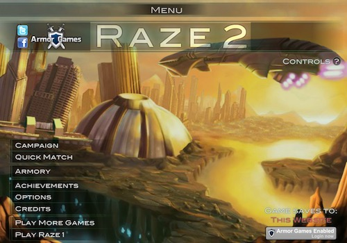 Play Raze 2 Unblocked Game Online Unblocked Games
