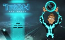tron the spoof