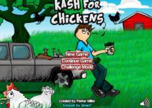 Kash for Chickens