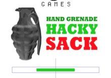 Hand Grenade Hacky Sack