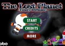 The Lost Planet - Tower Defense