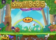 Snail Bob 5 (HTML 5 Version)