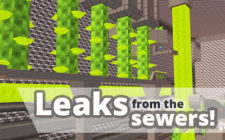 Leaks from the Sewers