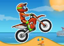 Moto X3M Version 1 (HTML 5 Version)