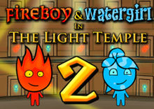 Fireboy and Watergirl 2 (HTML 5)