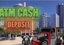 ATM Cash Deposit Simulator Game