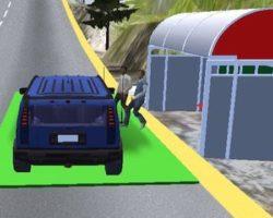Hill Climb Jeep Driving