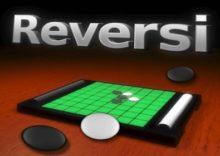 Reversi (HTML5)