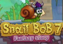 Snail Bob 7: Fantasy Story (HTML 5)