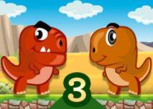 Dino Meat Hunt: Dry Land