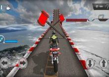 Impossible Bike Racing Game