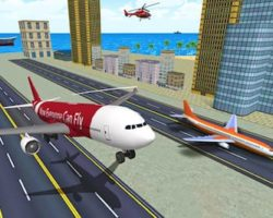 AIRPLANE FLY SIMULATOR