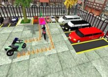 Advance Bike Parking