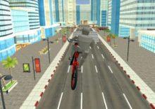 City Bike Ride (Bicycle Riding Game)