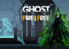 Ghost Fire Tree