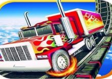 Impossible Truck Driving (Parking) Simulator 3D