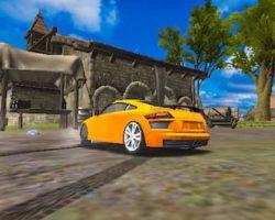 Drift Cars Hill Driving