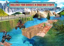 Quad Bike Off Road Racing