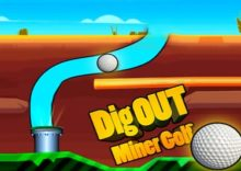 Dig Out - Miner Golf
