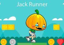Jack Runner (Jump and Run)