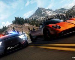Speed Way Car Racing