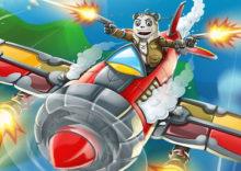 Panda Commander (Air Combat 2D)