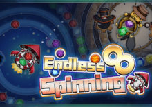 Endless Spinning (Match Ball Color)
