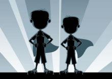 Little Super Heroes Math 3