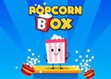Popcorn Box (Fill the Bucket)