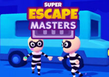 Super Escape Masters (Get Away Without Caught)