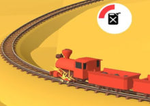 Off the Rails 3D (Train Driving)