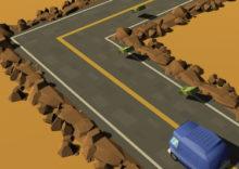 Zigzag Highway (Let's Drive)