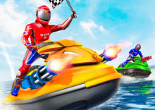 Play Boat Race Game Online
