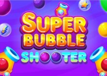 Super Bubble Shooting Game