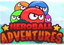 Hero Ball Adventures Gameplay