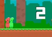 2nd Version of Red and Green Game